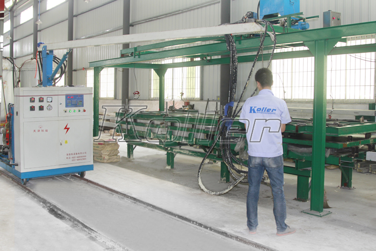Welding Process Machine