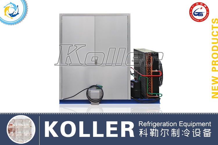 CV2000 Ice Cube Machine (Air Cooling)