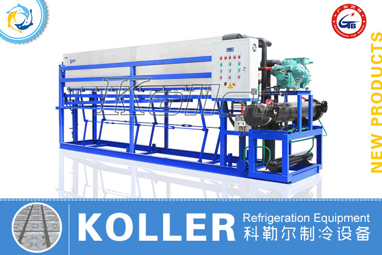 Automatic Ice Block Machine DK50 (Water cooling)